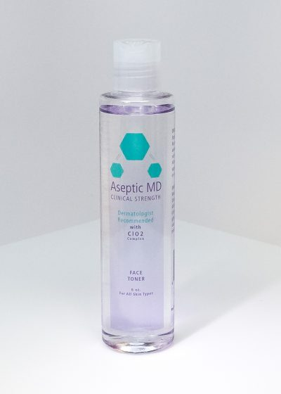 Aseptic MD Face Toner